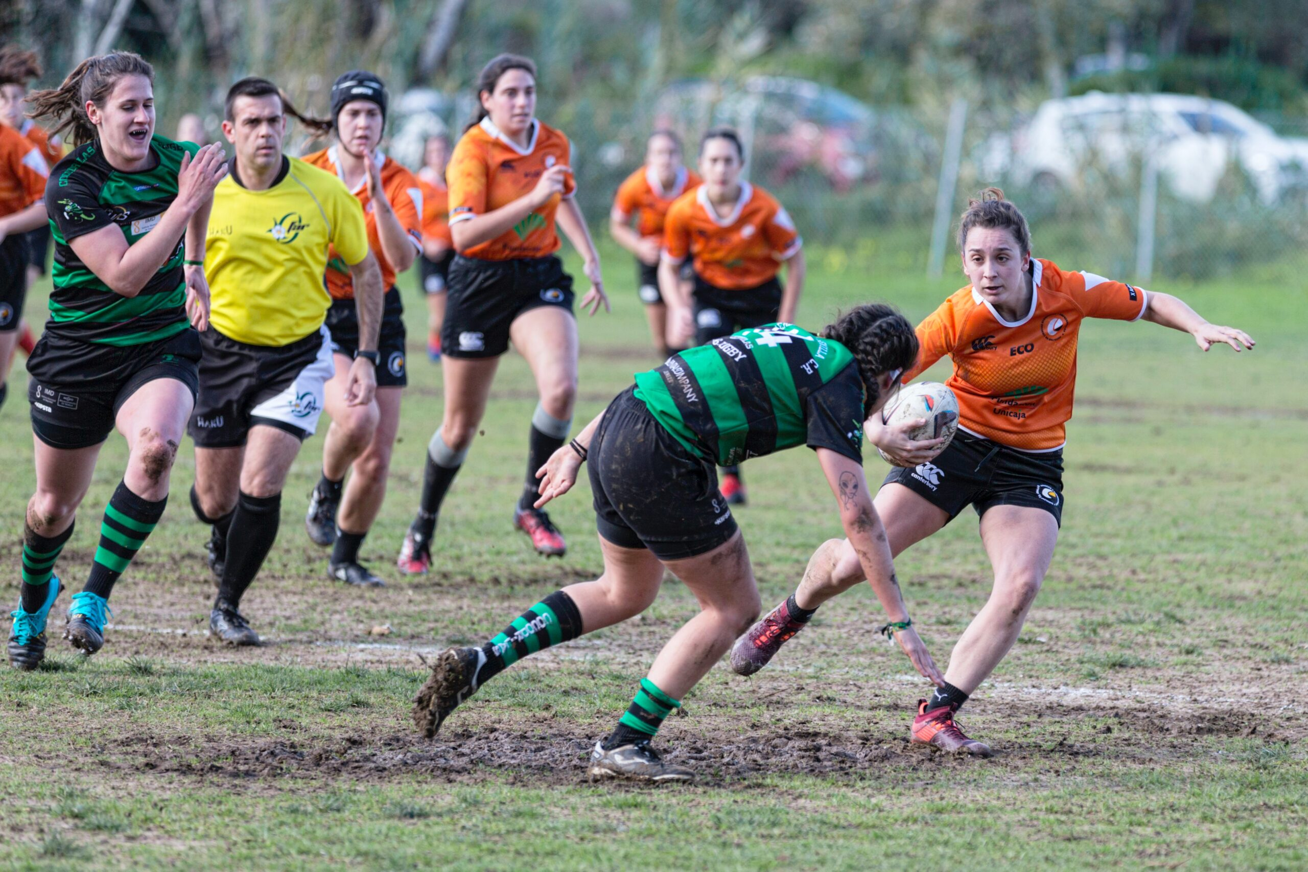Photo of Let's keep women's rugby for women